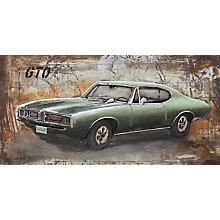 Muscle Car Wall Art, 8808648
