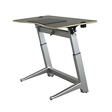 "Focal Upright Locus Height Adjustable Desk - 60""W, 8807801"