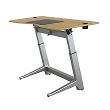 "Focal Upright Locus Height Adjustable Desk - 72""W, 8807802"