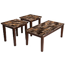 Occasional table set, 8812084