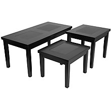 Accent table set, 8812091