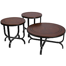 cocktail table set, 8812096