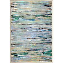 Blue Braid Wall Décor W/Frame, 8808794