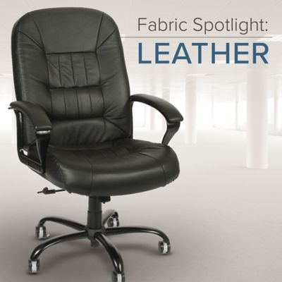 Fabric Spotlight: Leather