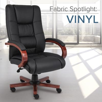 Fabric Spotlight: Vinyl