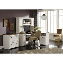 L-Desk with Lateral File, OFG-DS1026