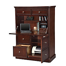 "Canyon Ridge Computer Armoire - 41""W, 8803302"