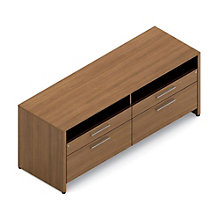 Princeton Double Drawer Credenza, GLO-10257