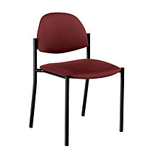 Fabric Armless Stack Chair, GLO-2172