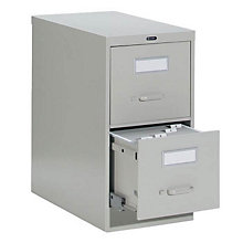 Two Drawer Legal Size Vertical File, GLO-26-250