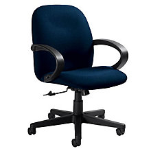 Fabric Mid Back Executive Chair, GLO-4561