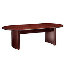 "Racetrack Conference Table - 96"" x 48"", GLO-GRT8WABN"