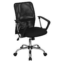Black mesh chair, 8812131