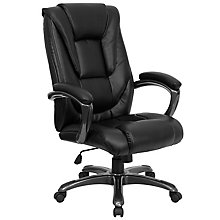 bonded leather office chair, 8812135