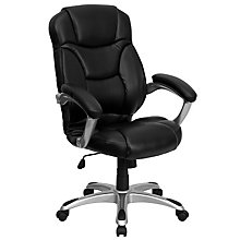 bonded leather office chair, 8812139