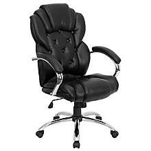 bonded leather office chair, 8812141