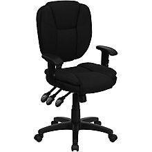 Black Fabric office chair, 8812145