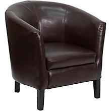 Brown reception chair, 8812155