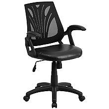 Black Mesh Chair, 8812163