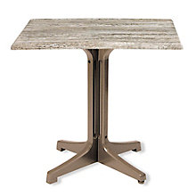 "Rectangular Table with Resin Base - 32""W x 24""D, 8822716"