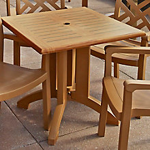 """36"""" Square Table, 8822915"""