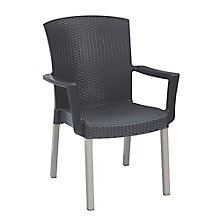 Stacking Outdoor Arm Chair, 8822814