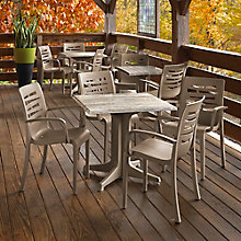 Five Piece Table and Chairs Outdoor Set, 8822852
