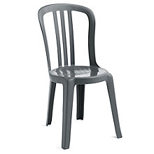 High Back Stacking Chair, 8822822