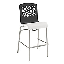 Stacking Barstool with Bubble Back, 8822826
