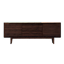 Currant Solid Bamboo Storage Credenza, 8806932