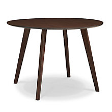 Currant Solid Bamboo Round Conference Table, 8806944