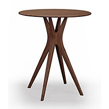 Mimosa Solid Bamboo Bar Height Table, 8806965