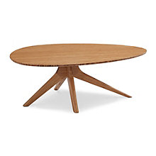 Rosemary Solid Bamboo Coffee Table, 8806970