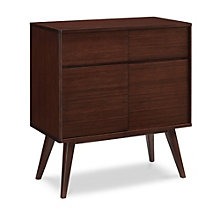 Laurel Solid Bamboo Sideboard Cabinet, 8806974