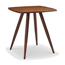 Ceres Solid Bamboo End Table, 8806980