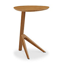 Rosemary Solid Bamboo End Table, 8806972