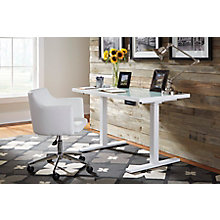Adjustable Height Desk, 8825564