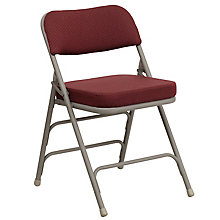 Gray, Navy folding chair, 8812185
