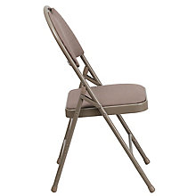 Gray, Navy folding chair, 8812186
