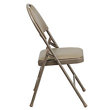 Gray folding chair, 8812187