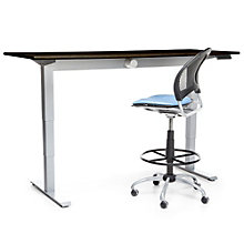 "Versa Series Adjustable Height Desk - 72"", 8802950"
