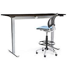 "Versa Series Adjustable Height Desk - 72"", 8802950"
