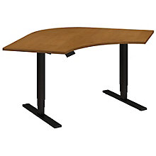Corner Adjustable Height Desk 48W, 8825632