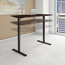 """Series C Elite Height Adjustable Desk - 72""""W x 24""""D, 8808103"""