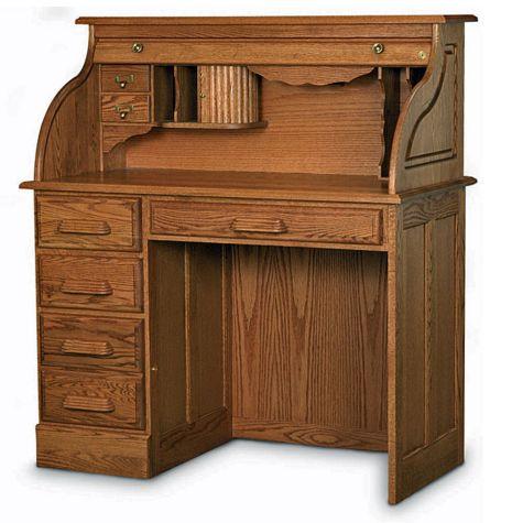 Office Desk Solid Wood