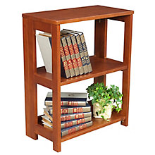 "29""H Deskside Folding Bookcase, 8821578"