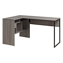 "L-Shaped Desk 55""W, 8828661"
