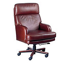 High Back Leather Executive Chair, HIG-121