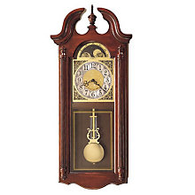 Fenwick Cherry Wall Clock, HOM-620-158