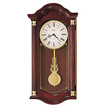 Lambourn Cherry Wall Clock, HOM-620-220